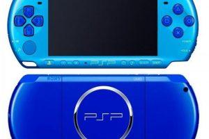 Sony PSP с новым цветом корпуса